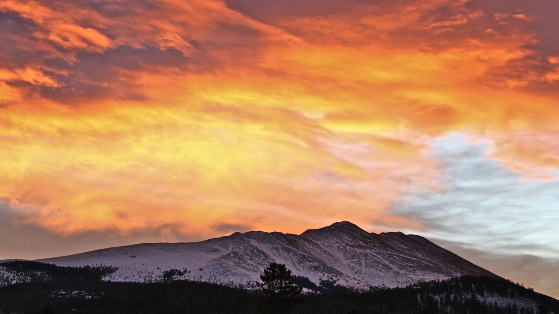 Breckinridge Dawn