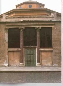 Doors to Lateran Baptistry