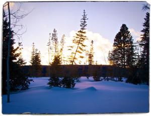 Latigo Ranch Sunset