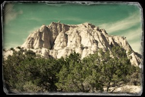 Tent Rocks New Mexico I