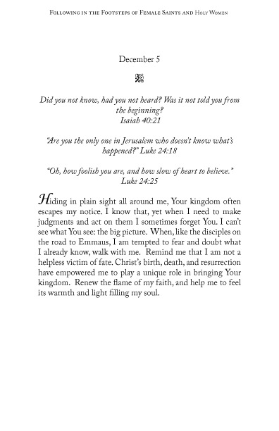 Sample Page 5
