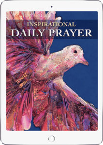 Inspirational Daily Prayer app cover ipad
